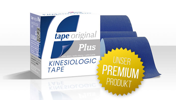Tape Plus Dunkelblau